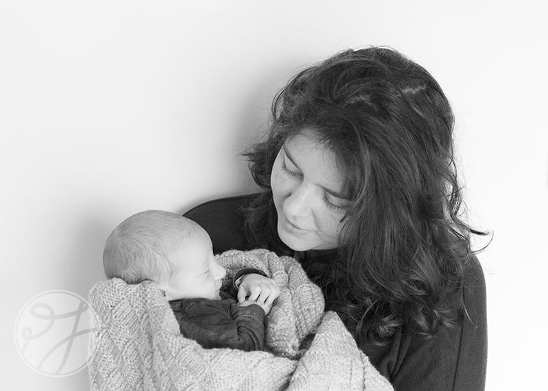 Newborn Bram 8